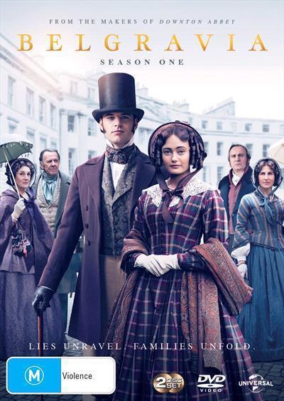 Belgravia: Season 1 (DVD)