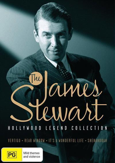 The James Stewart Collection (DVD)