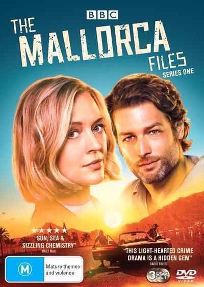 The Mallorca Files: Season1(DVD)