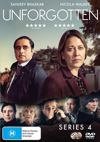 Unforgotten: Series 4 (DVD)