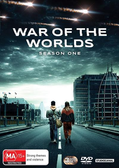 War Of The Worlds: Season 1 (DVD)