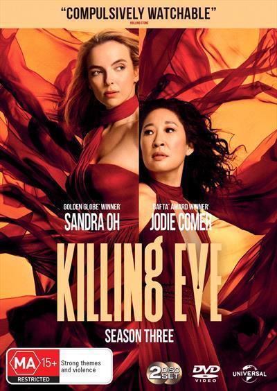 Killing Eve: Season3(DVD)