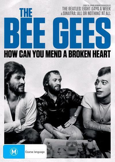 The Bee Gees: How Can You Mend a BrokenHeart(DVD)