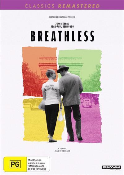 Breathless(DVD)