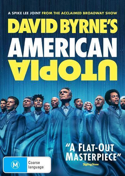 David Byrne's AmericanUtopia(DVD)