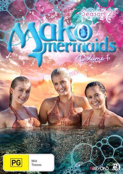 Mako Mermaids : Season 2 : Vol 1 by Ivy Latimer, Amy ...
