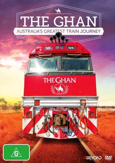 The Ghan: Australia's Greatest Train Journey (DVD)