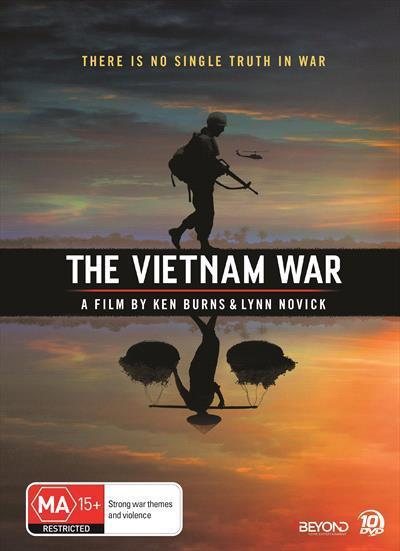 The Vietnam War (DVD)