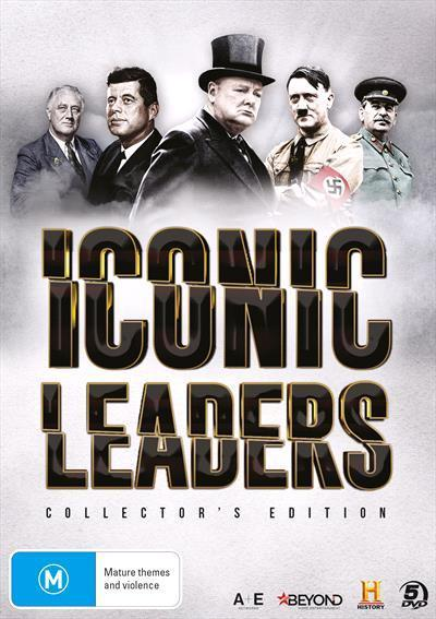 Iconic Leaders: Collectors Edition (DVD)
