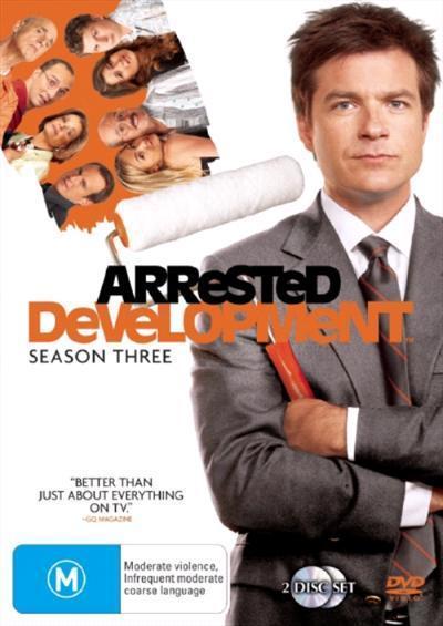 Arrested Development Season3Dvd