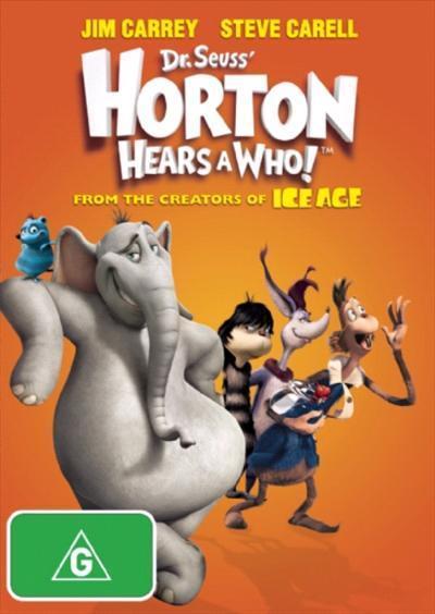 Horton HearsAWho