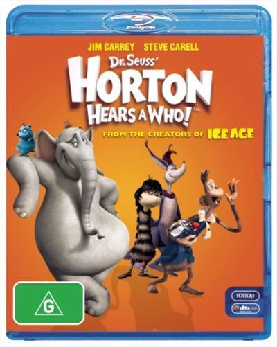 Horton HearsaWho!