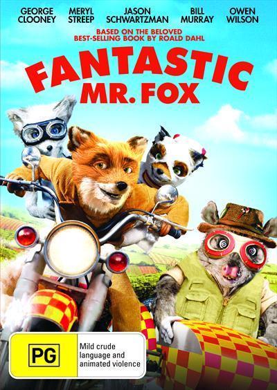 Fantastic Mr.Fox(DVD)