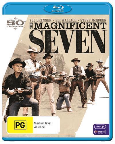 Magnificent SevenBlueRay