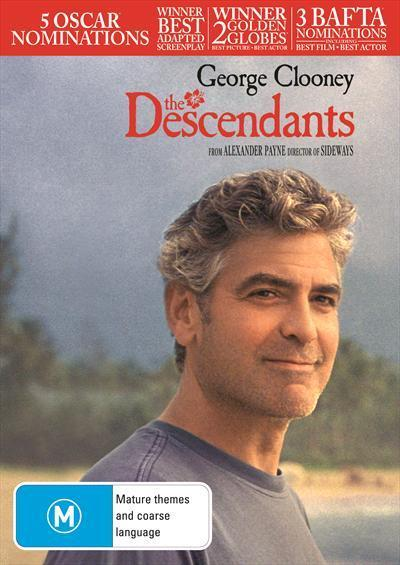TheDescendants(DVD)