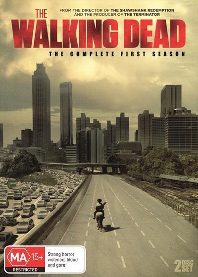 The Walking Dead: Season1(DVD)