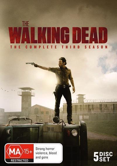 The Walking Dead: Season3(DVD)