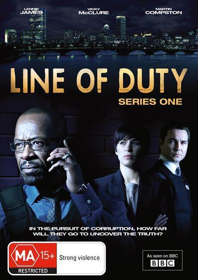 Line Of Duty: Season 1 (DVD)