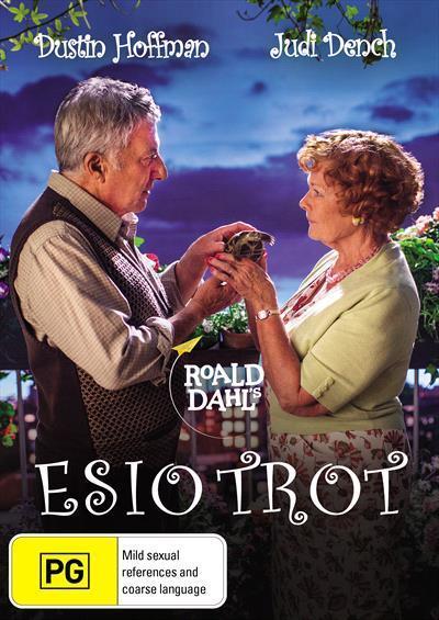 Roald Dahls Esio Trot DVD By Dearbhla Walsh Dustin