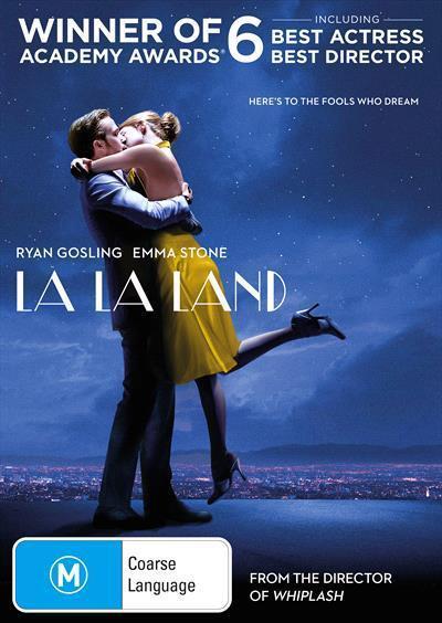 La La Land (DVD)