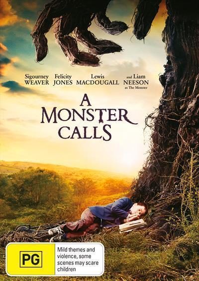A MonsterCalls(DVD)