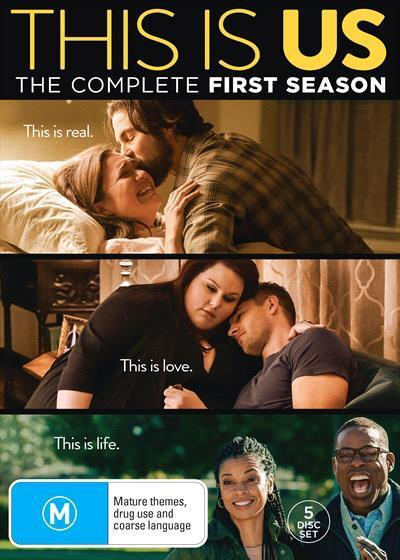 This Is Us: Season 1 (DVD)