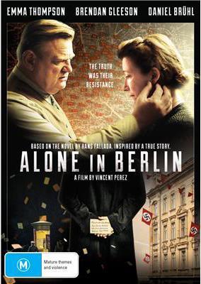 Alone InBerlin(DVD)