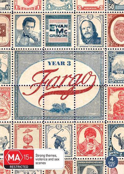 Fargo: Season3(DVD)