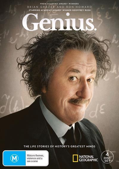 Genius: Season 1 (DVD)