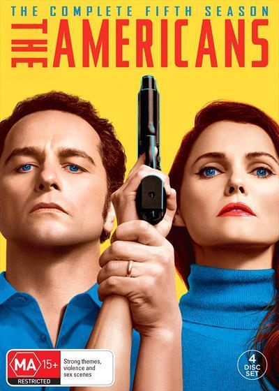 The Americans: Season 5 (DVD)