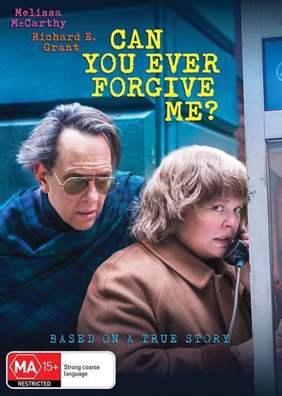Can You Ever ForgiveMe(DVD)