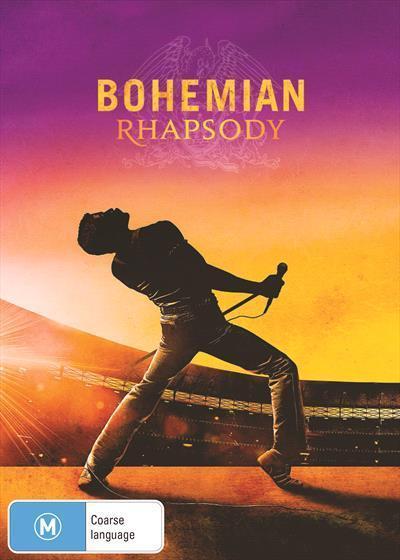 BohemianRhapsody(DVD)