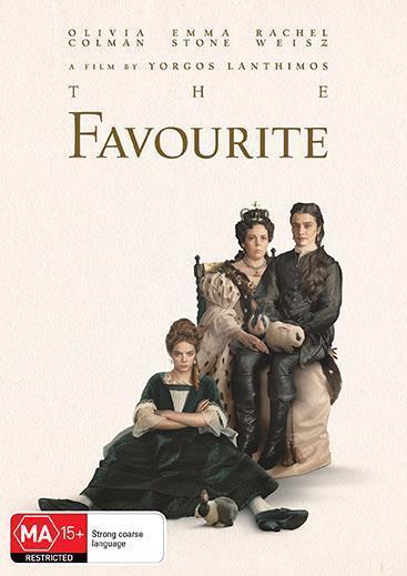 TheFavourite(DVD)