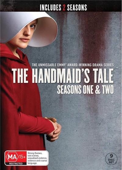 The Handmaid's Tale: Season 1 & 2 Box-set (DVD)