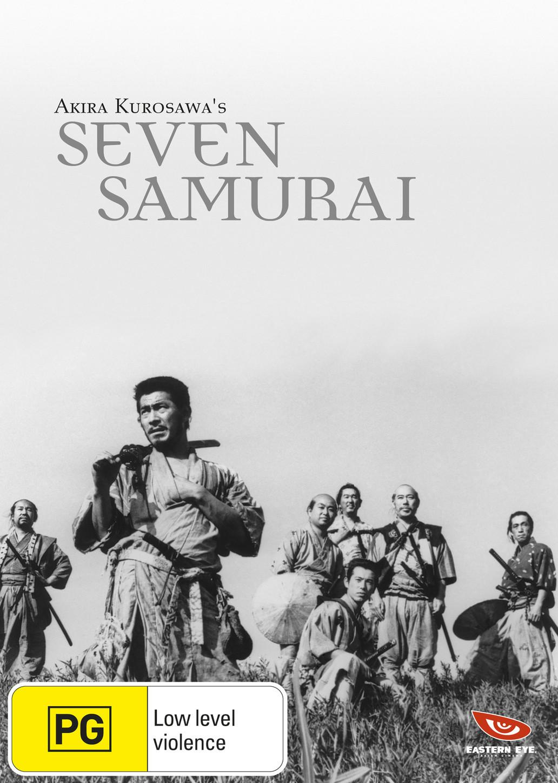 SevenSamurai(DVD)