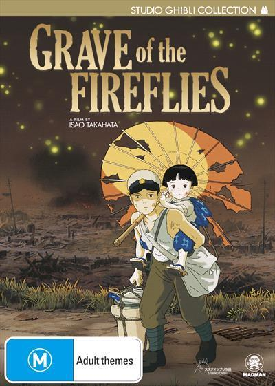 Grave Of The Fireflies (Collectors'EditionDVD)