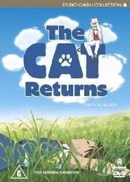 The CatReturns(DVD)