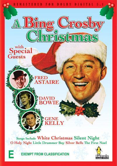 Bing Crosby Christmas.Blog Bing Crosby Christmas Dvd Offer Readings Com Au