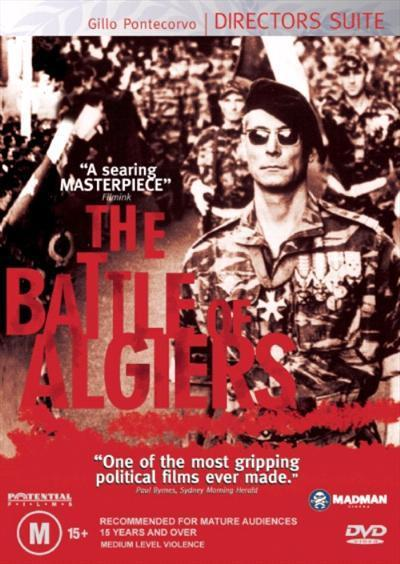 the important role of music in each scene in the movie the battle of algiers by gillo pontecorvo Music in battle of algiers the music helped to add to each scene and played a large role in the films emotional takeaway.