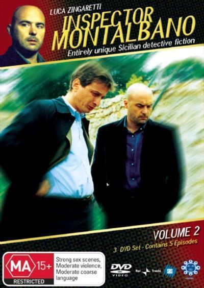 Inspector Montalbano: Volume2(DVD)