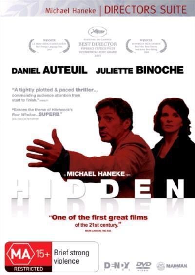 Hidden DirectorsSuiteDvd