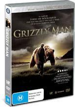 Grizzly Man DirectorsSuiteDvd