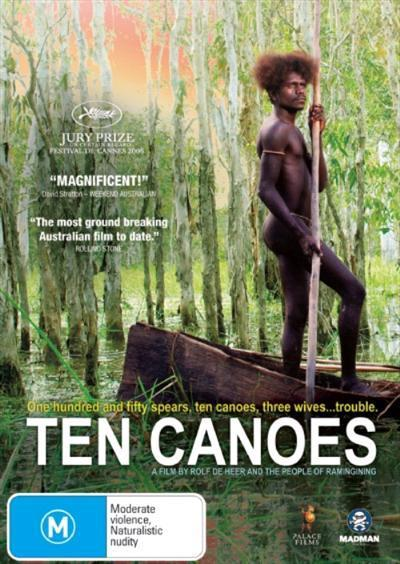 Ten Canoes (DVD)