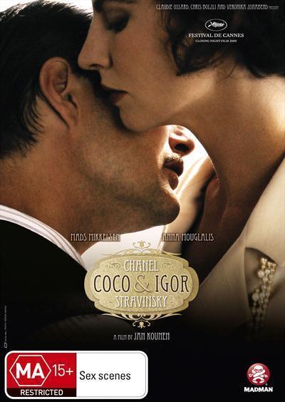 Coco Chanel & Igor Stravinsky(DVD)