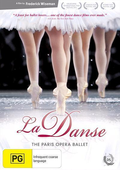La Danse The Paris Opera Ballet Directors Suite Dvd