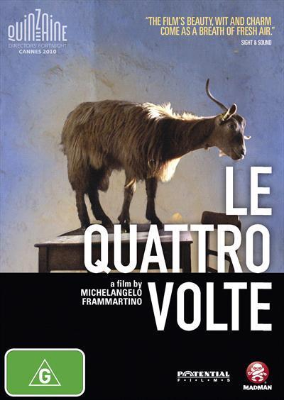 Le QuattroVolte(DVD)