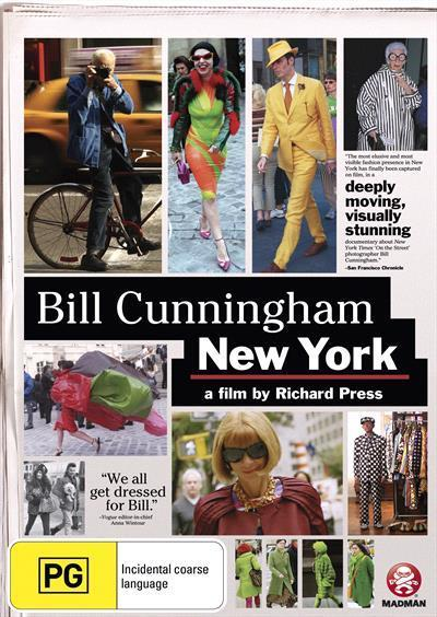 Bill Cunningham New York (DVD)