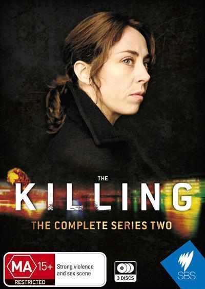 The Killing: Season2(DVD)