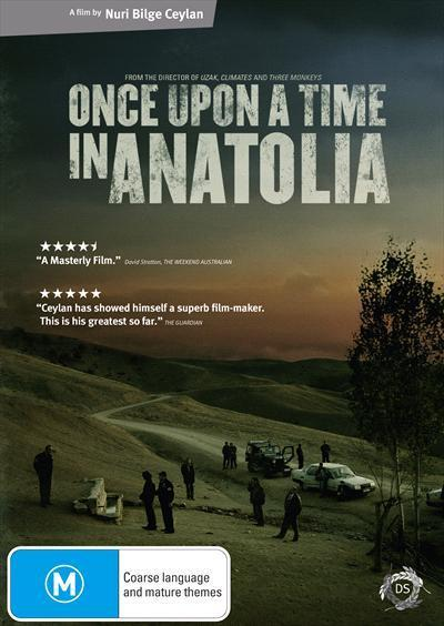Once Upon A Time In Anatolia (DVD)