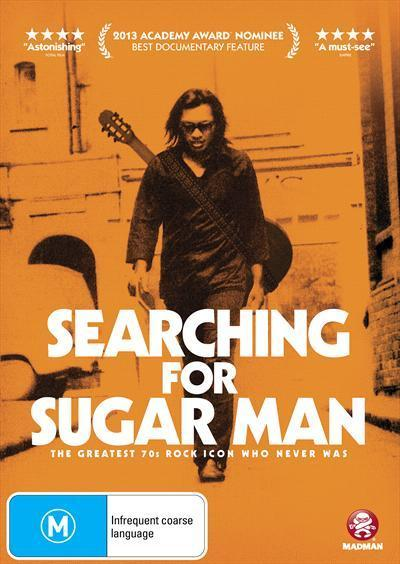 Searching For SugarMan(DVD)